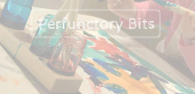 Perfunctory Bits