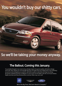 GM Bailout