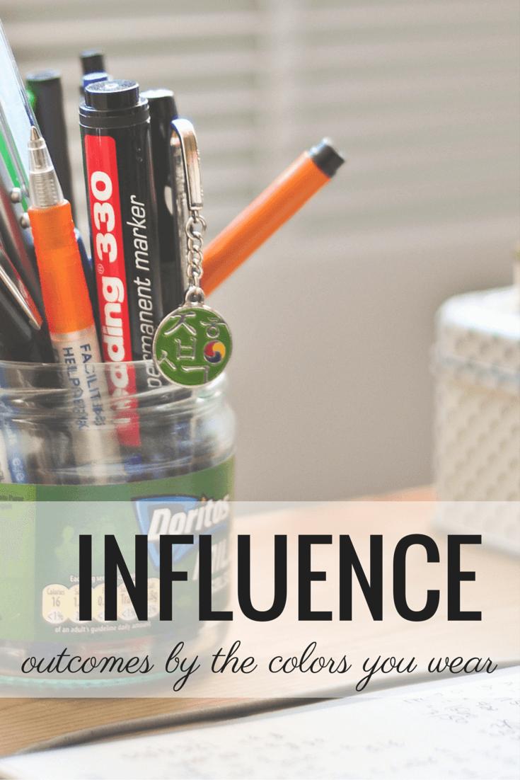 Nonverbal Influence: Uniform Color