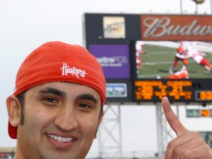 Sid, Nebraska fan living in Texas....